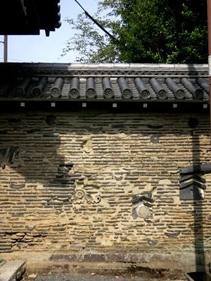 天龍寺塀1506