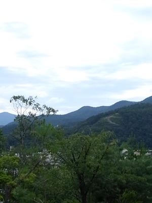 大文字山1507