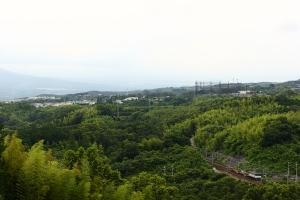 富士山見えてれば良かったのになぁ