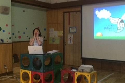 150805 大田区大森西児童館1