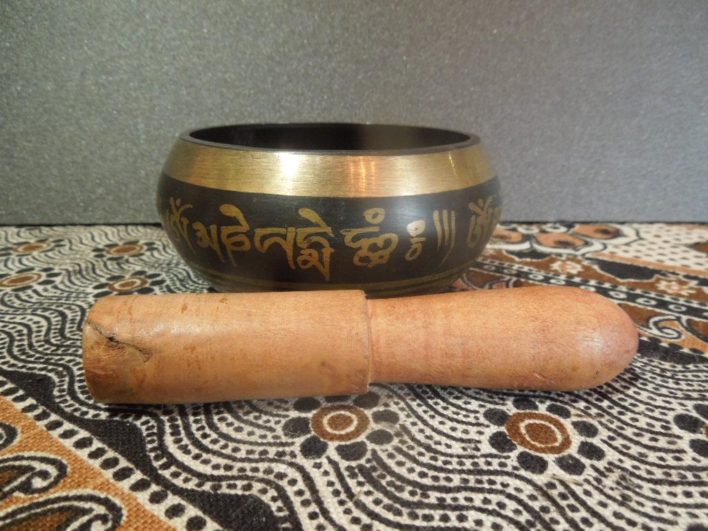 アジア雑貨、チベット密教法具、瞑想雑貨、ネパールのSinging Bowl、シンギングボール
