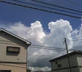 20150715入道雲