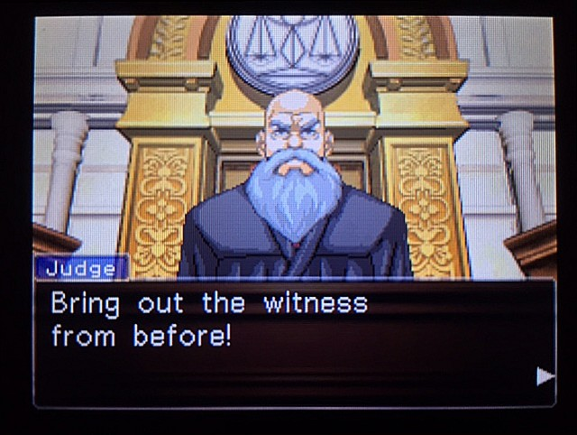 逆転裁判 北米版 しかしまだ謎は残される2