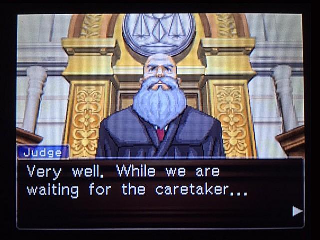 逆転裁判 北米版 しかしまだ謎は残される3
