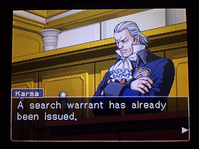 逆転裁判 北米版 しかしまだ謎は残される23