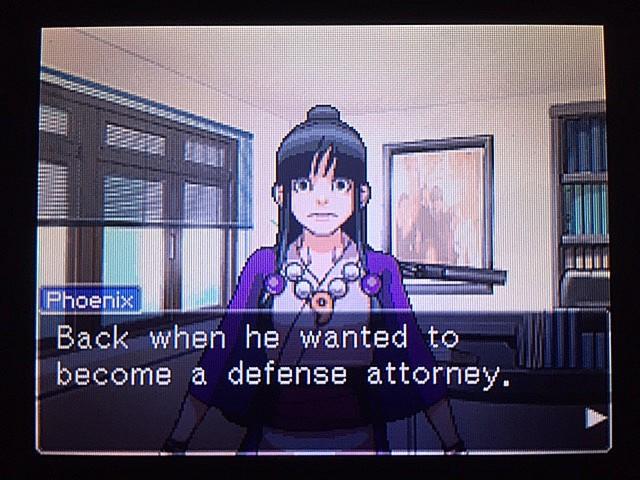 逆転裁判 北米版 学級裁判8