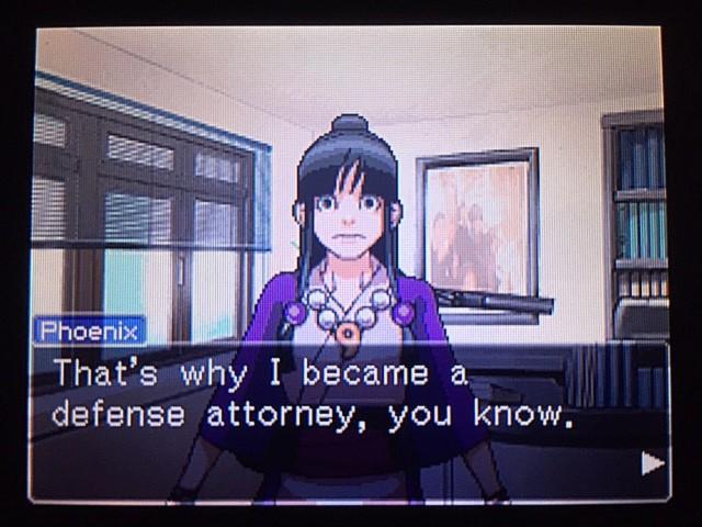 逆転裁判 北米版 学級裁判13