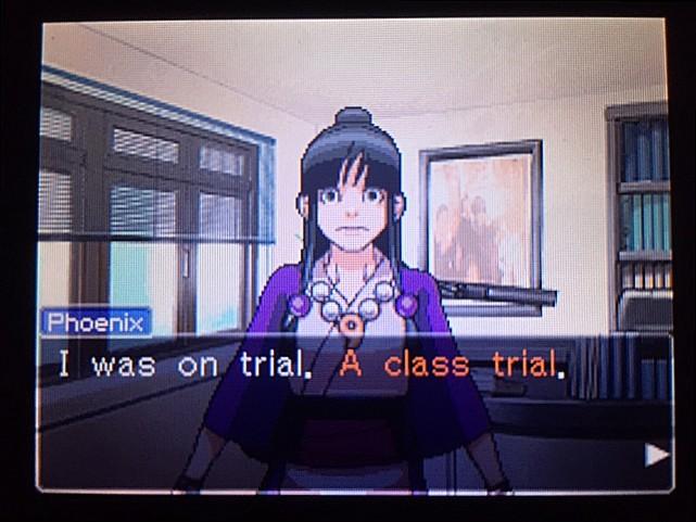逆転裁判 北米版 学級裁判21