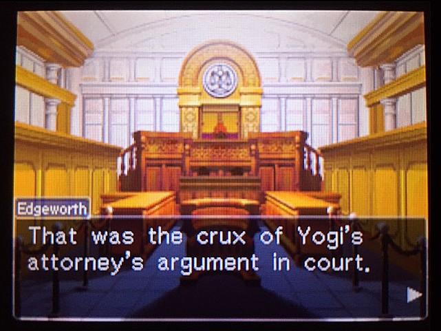 逆転裁判 北米版 エッジワースの過去36
