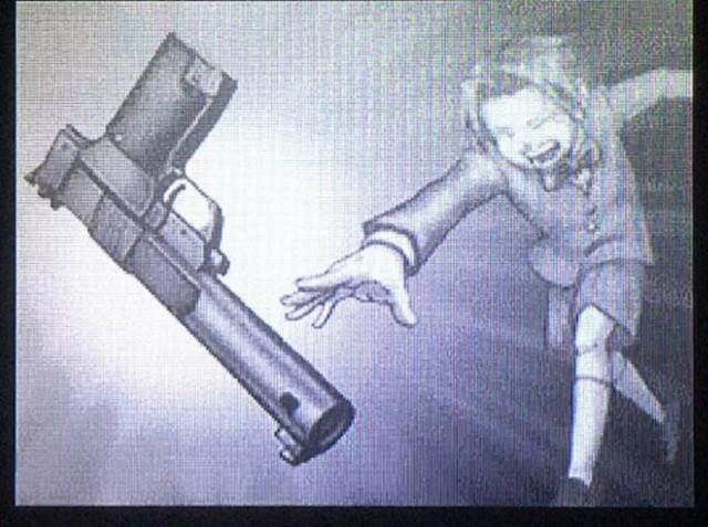 逆転裁判 北米版 銃弾の証明
