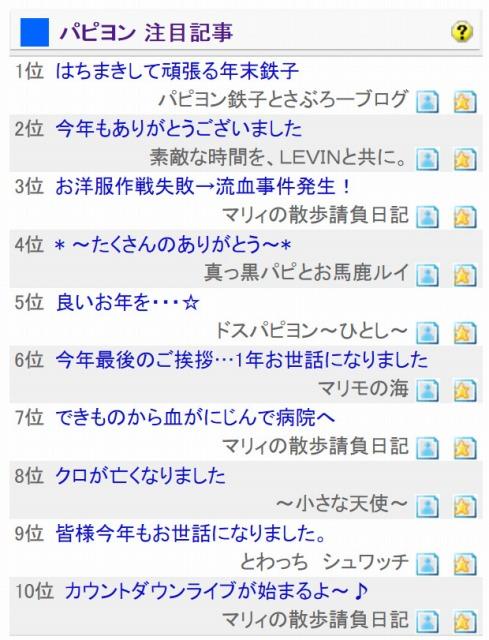 お正月を満喫中【一部ライブ更新!】-005a
