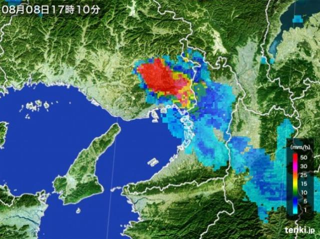 雷雨でビビリまくるマリィ-001