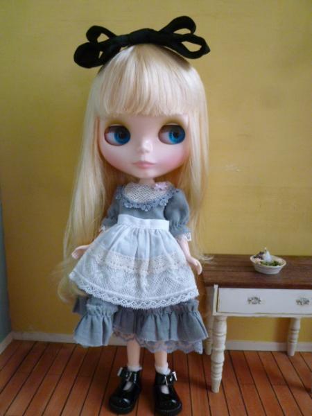 LuLuさまのアリス服♪