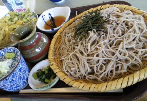 野菜天ざる(27.7.9)