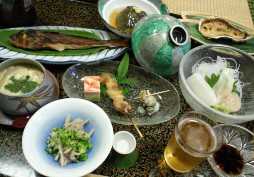 有竹お料理(27.6.29)