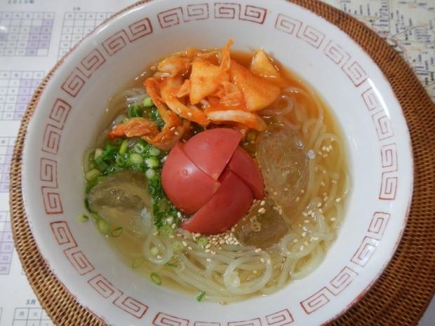 冷麺@ぴょんぴょん舎 (3)
