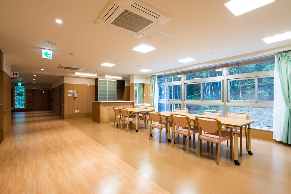S-042-4階星共同生活室1・廊下