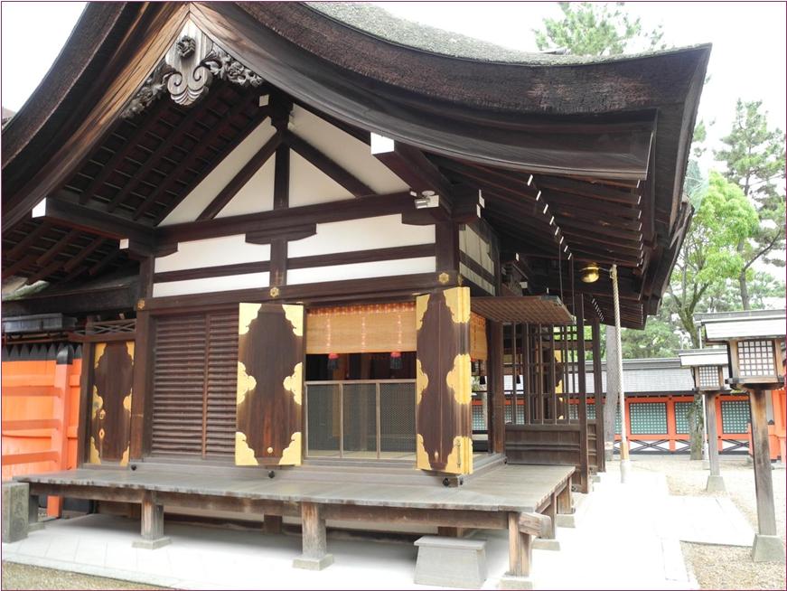 8-6-2 住吉大社第4拝殿ー2