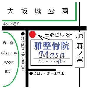 正方形地図