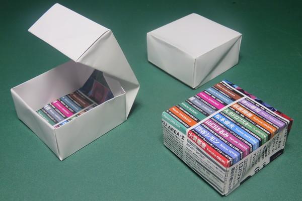 折り 折り紙 折り紙 箱 ふた : masaino123.blog.fc2.com