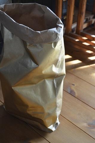 米袋ごみ箱