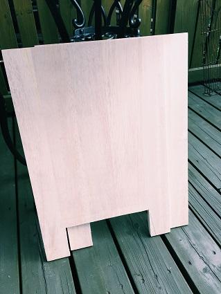 DIY立看板