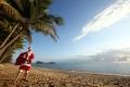 Santa in Summer 2 アロマスクール マッサージスクール オーストラリア