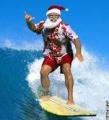 Santa in Summer 1 アロマスクール マッサージスクール オーストラリア
