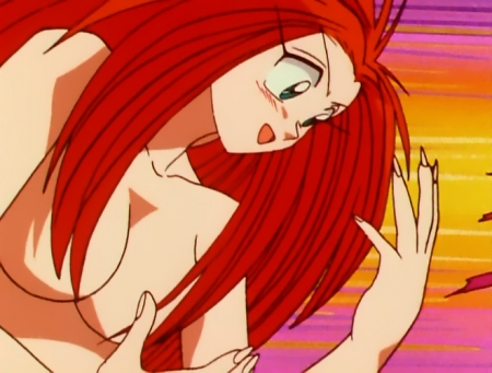 GS美神 令子の胸裸48