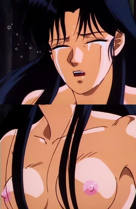 鬼切丸 小野節子の胸裸乳首33