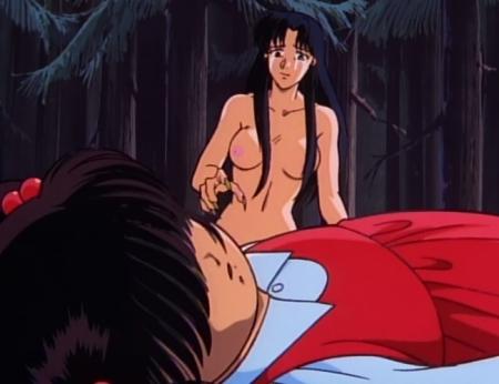 鬼切丸 小野節子の全裸乳首34