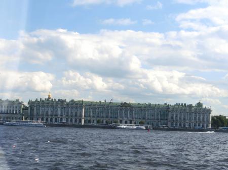 ペテルゴフ高速船13