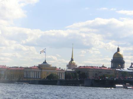 ペテルゴフ高速船12