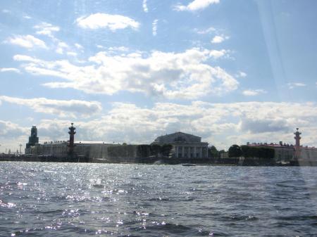 ペテルゴフ高速船11