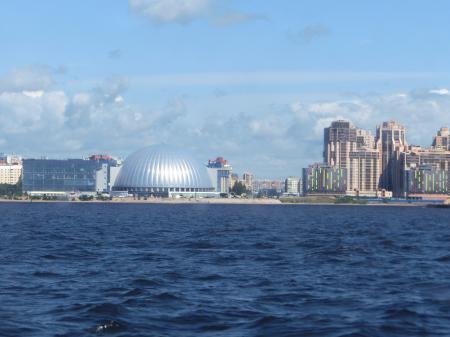 ペテルゴフ高速船7