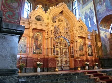 血の上の救世主教会(スパース・ナ・クラヴィー大聖堂)7