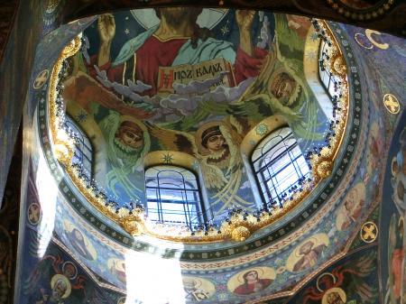 血の上の救世主教会(スパース・ナ・クラヴィー大聖堂)6