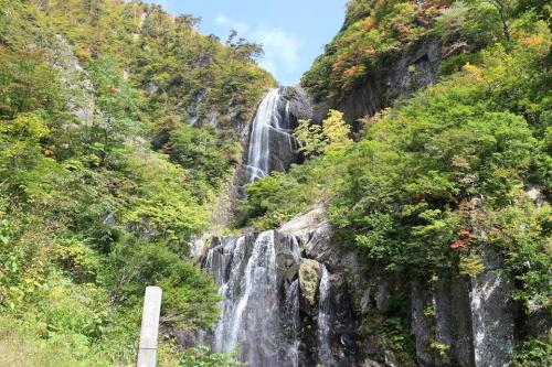 阿仁観光 安の滝