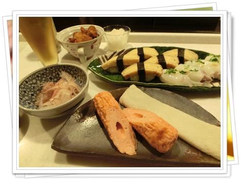 七夕の晩御飯1