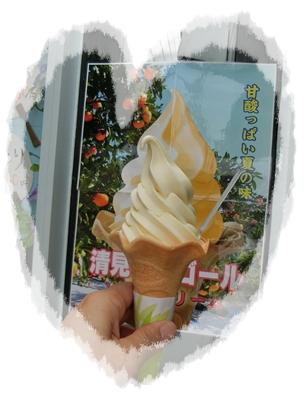 石鎚山SA3(ソフトクリーム1)
