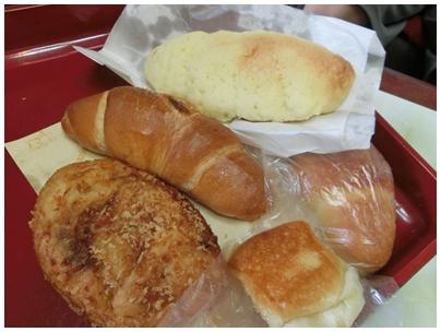 愛媛でパンたち