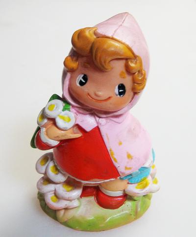ピンクずきんちゃん