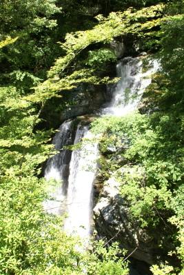 0606安居川渓谷見返りの滝