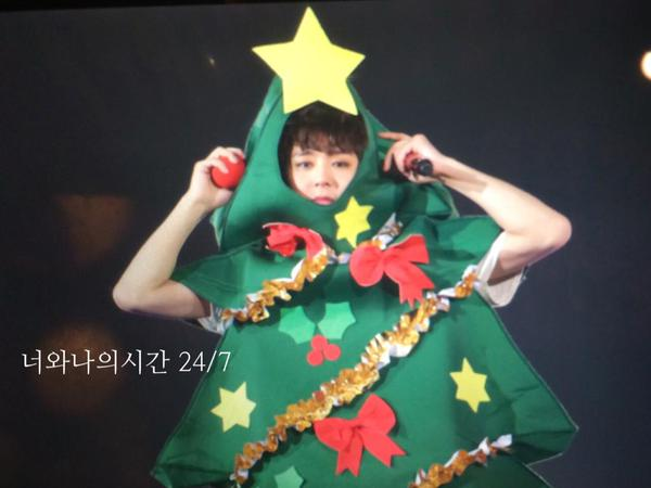 12月25日 14ユチョン