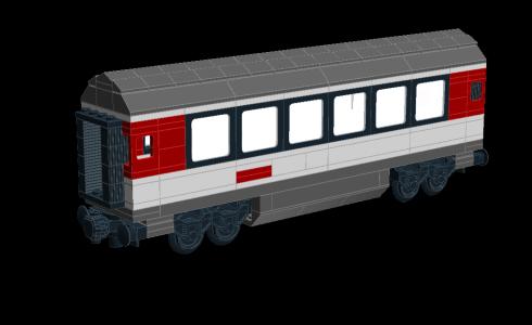 SBB 客車 2等