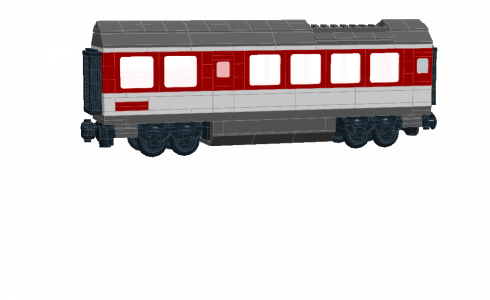 SBB 食堂車 2