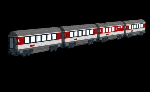 SBB 客車列車