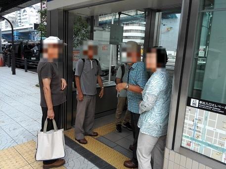 3 地下鉄・四ツ橋線本町