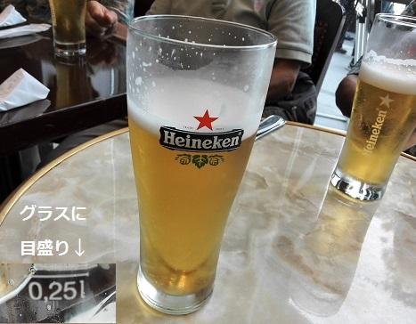 6 ビールを一気に・・・