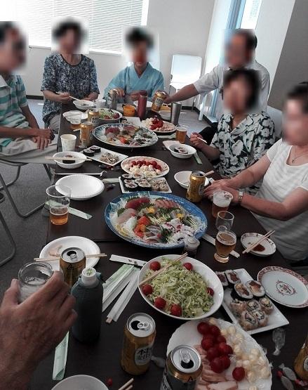4 宴会の状況